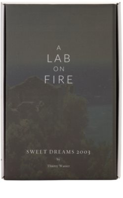 A Lab on Fire Sweet Dream 2003 kölnivíz unisex 5
