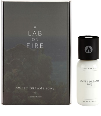 A Lab on Fire Sweet Dream 2003 kölnivíz unisex