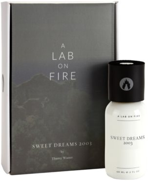 A Lab on Fire Sweet Dream 2003 Eau De Cologne unisex 1