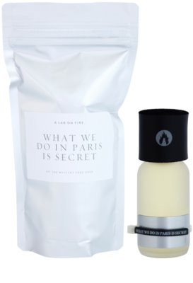 A Lab on Fire What we do in Paris is Secret woda perfumowana unisex