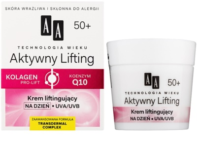 AA Cosmetics Age Technology Active Lifting  1