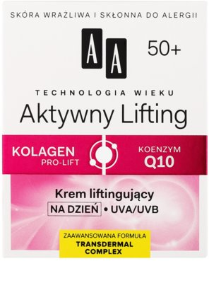 AA Cosmetics Age Technology Active Lifting  2