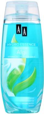 AA Cosmetics Hydro Essence Algae hidratáló tusoló gél