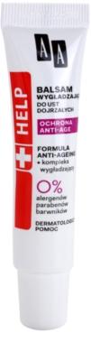 AA Cosmetics Help Anti-Age Protection kisimító ajakbalzsam