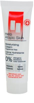 AA Cosmetics Help Atopic Skin hidratáló krém parfümmentes