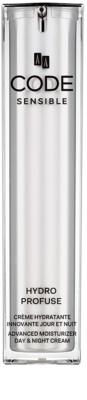 AA Cosmetics CODE Sensible Hydro Profuse hydratačný denný a nočný krém