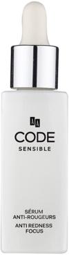 AA Cosmetics CODE Sensible ser pentru piele sensibila cu tendinte de inrosire