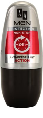 AA Cosmetics Men Action desodorizante antitranspirante roll-on