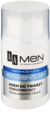 AA Cosmetics Men Intensive 50+ krem modelujący o działaniu odżywczym