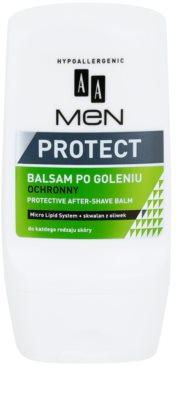 AA Cosmetics Men Protect schützendes Balsam nach der Rasur
