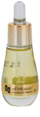 AA Cosmetics Oil Infusion2 Argan Marula 30+ Ulei facial pentru netezire intensa si revitalizanta