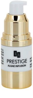 AA Prestige Algae Infusion rozjaśniający krem do okolic oczu o dzłałaniu nawilżającym 1