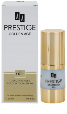 AA Prestige Golden Age 60+ intensive Lifting-Augencreme 2