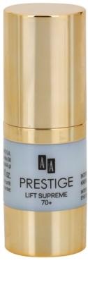 AA Prestige Lift Supreme 70+ intensive und straffende Augencreme