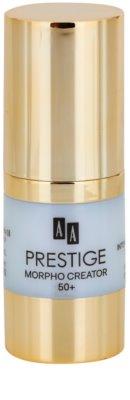 AA Prestige Morpho Creator 50+ creme restaurador intensivo para o contorno dos olhos