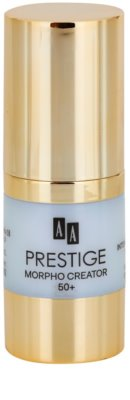 AA Prestige Morpho Creator 50+ intensive erneuernde Creme für die Augenpartien