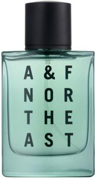 Abercrombie & Fitch A & F Northeast Eau de Cologne para homens
