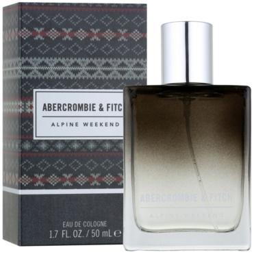 Abercrombie & Fitch Alpine Weekend Eau de Cologne für Herren 1
