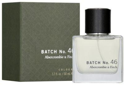 Abercrombie & Fitch Batch No. 46 kolínská voda pro muže 1