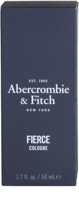 Abercrombie & Fitch Fierce Eau de Cologne for Men 4