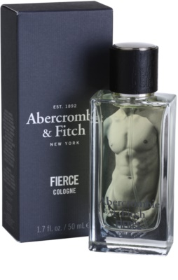 Abercrombie & Fitch Fierce Eau de Cologne for Men 1
