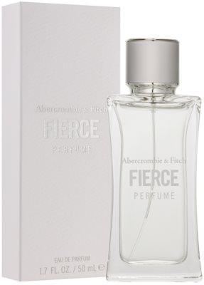 Abercrombie & Fitch Fierce For Her Eau de Parfum para mulheres 1