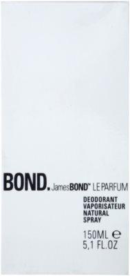 A.B.R. Barlach Bond. James Bond Le Parfum deospray pentru femei 2