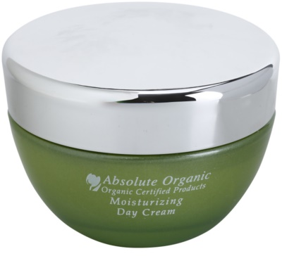 Absolute Organic Face Care hydratisierende Tagescreme