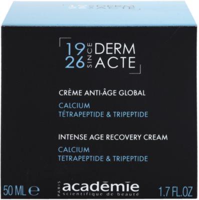 Academie Derm Acte Intense Age Recovery інтенсивний крем проти ознак старіння 2