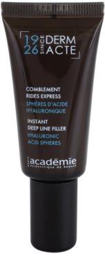 Academie Age Recovery fluido con efecto relleno para arrugas profundas