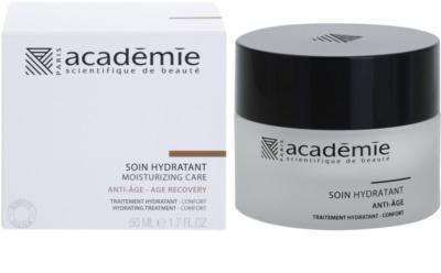 Academie Age Recovery intensive feuchtigkeitsspendende Creme zur Stärkung der Hautbarriere 1