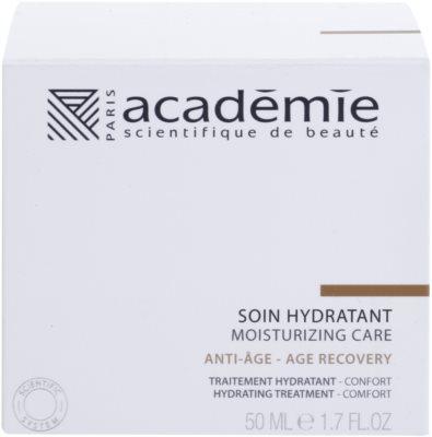 Academie Age Recovery intensive feuchtigkeitsspendende Creme zur Stärkung der Hautbarriere 2