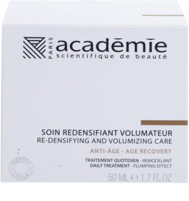 Academie Age Recovery crema con efecto relleno antiarrugas profundas 2