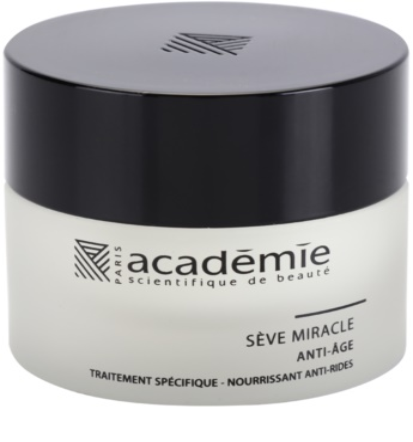 Academie Age Recovery creme nutritivo anti-idade de pele