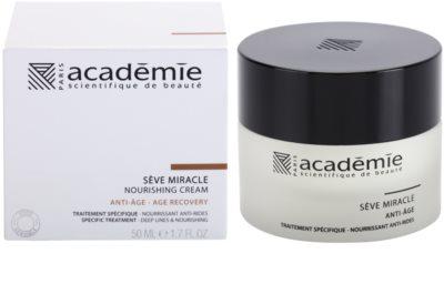 Academie Age Recovery creme nutritivo anti-idade de pele 1
