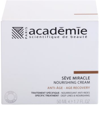 Academie Age Recovery creme nutritivo anti-idade de pele 2