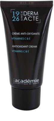 Academie Age Recovery creme de dia antioxidante anti-idade de pele