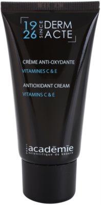Academie Age Recovery антиоксидантний денний крем проти старіння шкіри