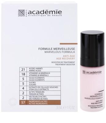 Academie Age Recovery serum con efecto relleno antiarrugas 1