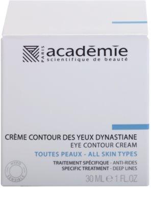 Academie All Skin Types oční krém pro první vrásky 2