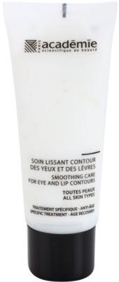 Academie All Skin Types Anti-Faltencreme für den  Augen - und Lippenbereich