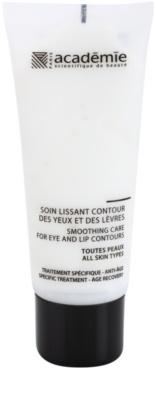 Academie All Skin Types krema proti gubam za predel okoli oči in ustnic