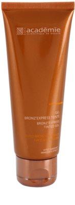 Academie Bronz' Express gel autobronzeador para rosto