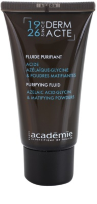 Academie Derm Acte Brillance&Imperfection loción limpiadora para pieles con imperfecciones