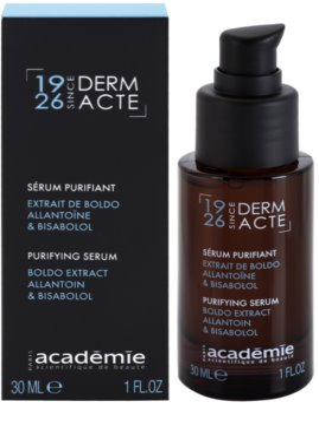 Academie Derm Acte Brillance&Imperfection beruhigendes Serum gegen das Erröten der Haut 1