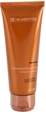 Academie Bronzécran tonizáló arckrém SPF 6