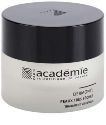 Academie Dry Skin crema revitalizante nutritiva