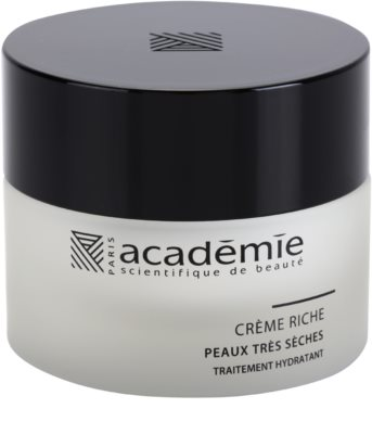 Academie Dry Skin crema hidratante rica