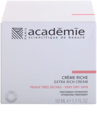 Academie Dry Skin crema hidratante rica 2