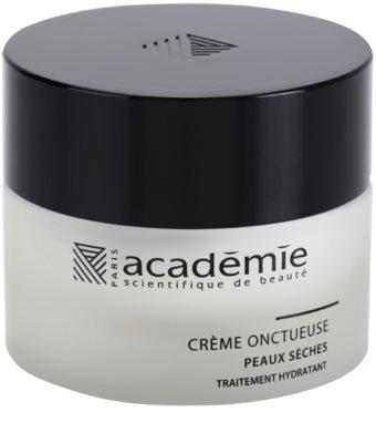 Academie Dry Skin crema enriquecida con efecto humectante